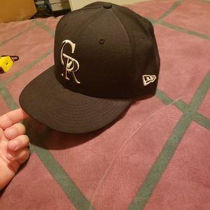 Colorado Rockies new era hat